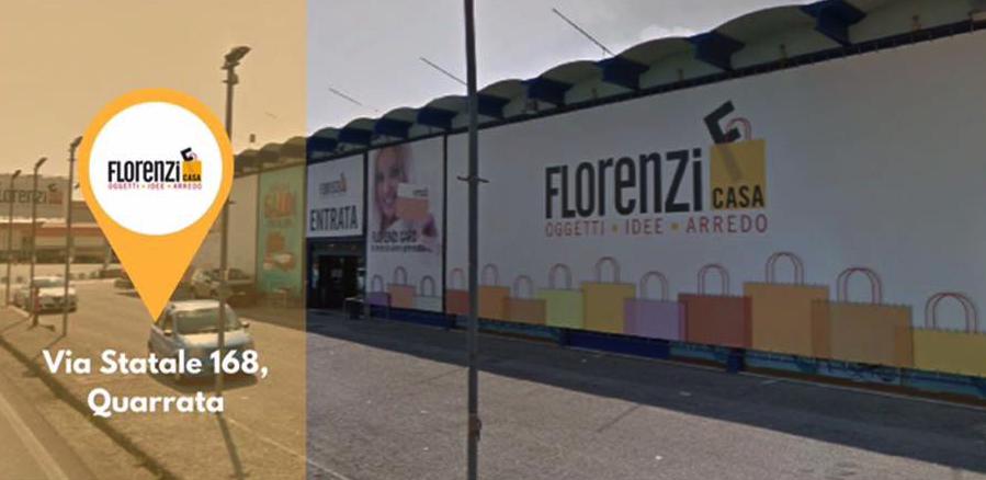 Florenzi Casa è aperto tutte le domeniche