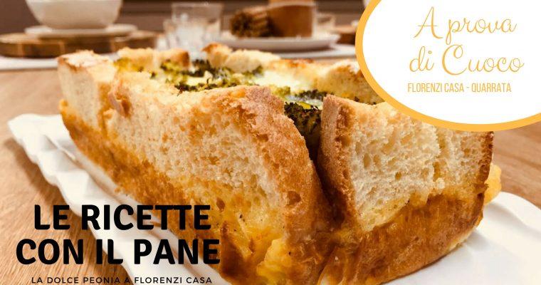 """Ecco qua le ricette dello Show Cooking di """"La Dolce Peonia"""""""