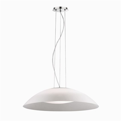 IDEAL LUX Sospensione Lena 3 luci Ideal Lux